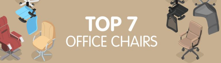 Top 7 office chairs