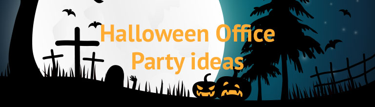 Halloween office party ideas